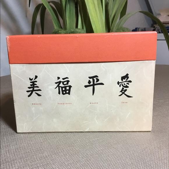 VTG Card Storage Box W/ Cards